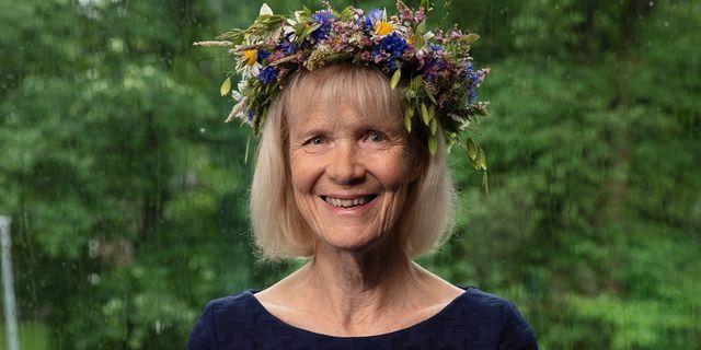 Ingrid le Roux. Mattias Ahlm/Sveriges Radio