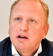 Henrik Henriksson. Jonas Ekströmer/TT / TT NYHETSBYRÅN