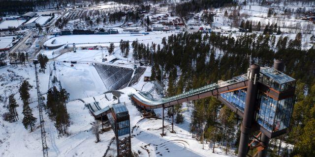 Falun i vinterskrud. Arkivbild. JOEL MARKLUND / BILDBYRÅN