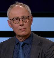 Thomas Lindén i SVT:s Agenda.  SVT