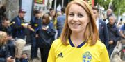 Annie Lööf. Vilhelm Stokstad/TT / TT NYHETSBYRÅN