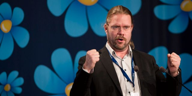 Jörgen Fogelklou (SD). Björn Lindgren/TT / TT NYHETSBYRÅN