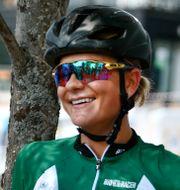 Jenny Rissveds under SM förra året.  Robert Henriksson/ TT / TT NYHETSBYRÅN