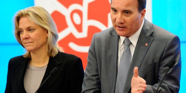 Alliansen fem miljoner svenskar ska ha jobb 2020