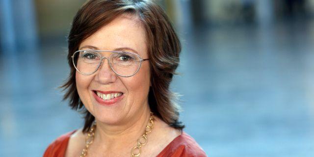 Madeleine Sjöstedt (FP). FREDRIK PERSSON / SCANPIX