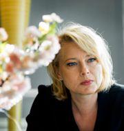 Helena Bergström. Arkivbild. Claudio Bresciani / TT / TT NYHETSBYRÅN