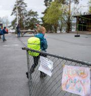 Illustrationsbild, skola i Norge. Heiko Junge/NTB scanpix/TT / TT NYHETSBYRÅN