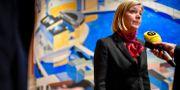 Andersson (S).  Naina Helén Jåma/TT / TT NYHETSBYRÅN