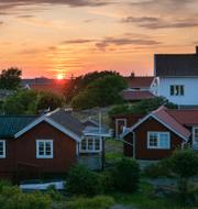 Käringön i Bohuslän/norskt nationaldagsfirande, illustrationsbild. TT