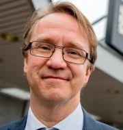 Bil Swedens vd Mattias Bergman. Arkivbild. Adam Ihse/TT / TT NYHETSBYRÅN