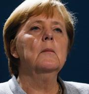Angela Merkel / Anders Tegnell TT