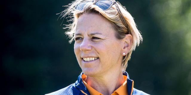 Sörenstam. Christine Olsson/TT / TT NYHETSBYRÅN