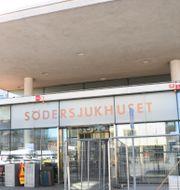Södersjukhuset i Stockholm Fredrik Sandberg/TT / TT NYHETSBYRÅN