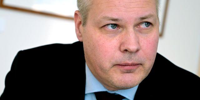 Justitieminister Morgan Johansson (S). Janerik Henriksson/TT / TT NYHETSBYRÅN