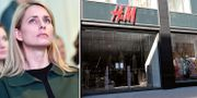 H&M:s vd Helena Helmersson.  TT
