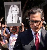 Britneys nya advokat. Chris Pizzello / TT NYHETSBYRÅN
