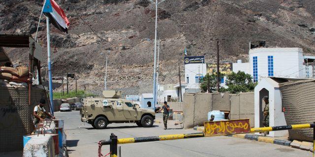 Bild från södra Jemen. Arkivbild.  FAWAZ SALMAN / TT NYHETSBYRÅN