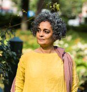 Arundhati Roy. Butt, Mariam / TT NYHETSBYRÅN