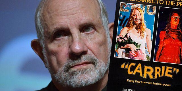 Brian De Palma/Affischen till filmen Carrie. TT