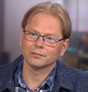 Bilder ur SVT:s sändning.  SVT