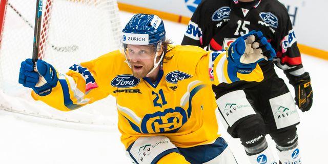 Mattias Tedenby. PASCAL MULLER / BILDBYRÅN