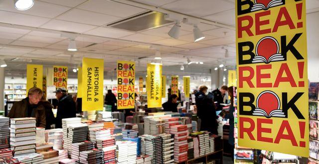 Bokrea ett tidiagare år. Pontus Lundahl/TT / TT NYHETSBYRÅN