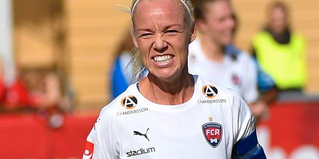 Caroline Seger Johan Nilsson/TT / TT NYHETSBYRÅN