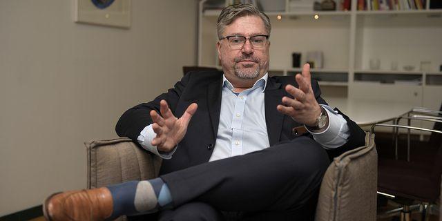 Mikael Sjöberg. TT.
