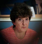 Sylvie Goulard. Virginia Mayo / TT NYHETSBYRÅN