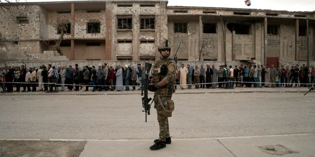 Strid om premiarministerposten i irak
