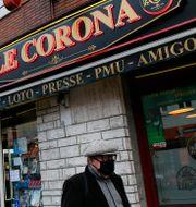 Cigarraffär i Croix, norra Frankrike Michel Spingler / TT NYHETSBYRÅN