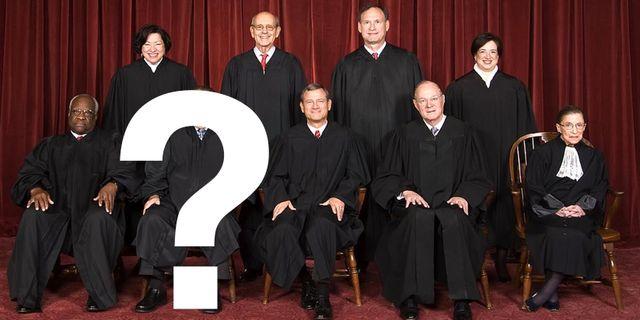 Domaren hon kan mycket val ha sagt nej