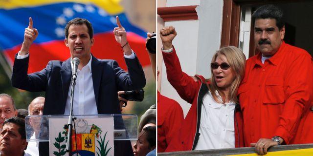 Maduro / Guadio.  TT