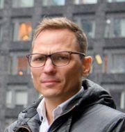 Kommunals avtalssekreterare Johan Ingelskog.  Jessica Gow / TT NYHETSBYRÅN