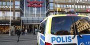I området vid Nordstan och Brunnsparken har polisen identifierat flera ensamkommande som rekryterats för att sälja droger.  Thomas Johansson/TT / TT NYHETSBYRÅN