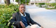 Ahmed Abdirahman, ordförande i The Global Village Maja Suslin/TT / TT NYHETSBYRÅN