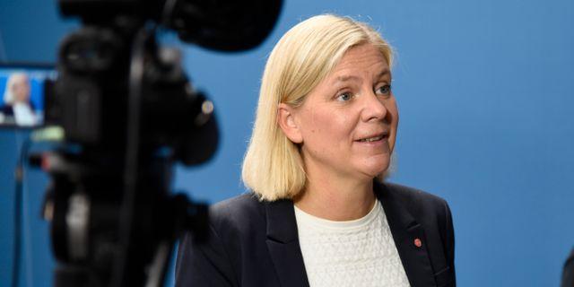 Andersson. Arkivbild. Tove Eriksson/TT / TT NYHETSBYRÅN