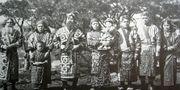 "Bild från boken ""Ainu: Spirit of a Northern People"" (1904). Ainu Group/Wikipedia"