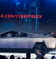 Elon Musk. Arkivbild. Ringo H.W. Chiu / TT NYHETSBYRÅN