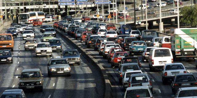 Förslaget ska minska luftföroreningar i städerna TT / SCANPIX