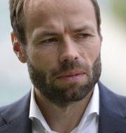 Andreas Alm.  Erik Mårtensson/TT / TT NYHETSBYRÅN