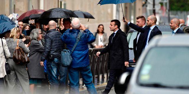 Franska regeringen lovar sankt ranta
