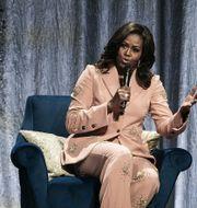 Michelle Obama i Köpenhamn.  TT