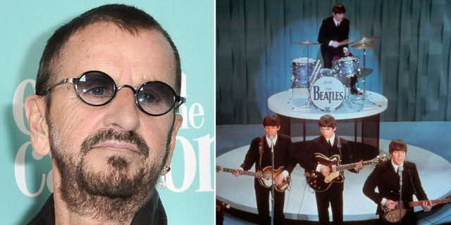 Ringo Starr/Beatles TT