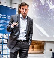 Johan Forssell.  Magnus Hjalmarson Neideman/SvD/TT / TT NYHETSBYRÅN
