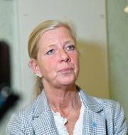 Moderaternas skolpolitiska talesperson Kristina Axén Olin  Henrik Montgomery/TT / TT NYHETSBYRÅN