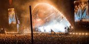 Roskildefestivalen Jens Noergaard Larsen / TT NYHETSBYRÅN