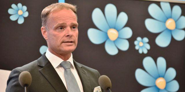 Stefan Jakobsson (SD). Thommy Tengborg/TT / TT NYHETSBYRÅN