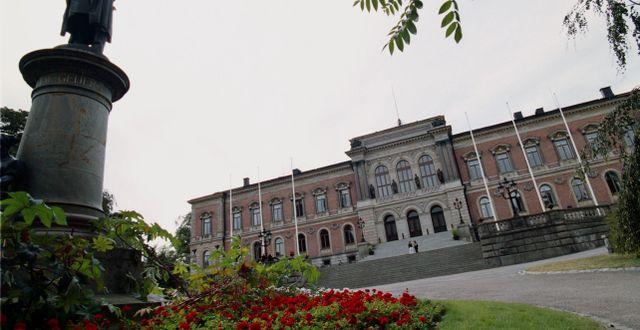 FREDRIK PERSSON / TT NYHETSBYRÅN
