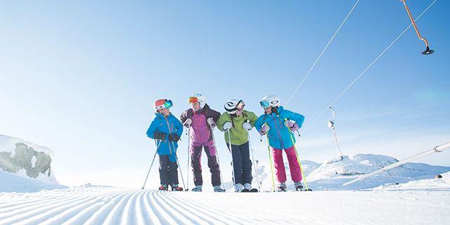 I vinter öppnar fun slopes i fem skandinaviska skidorter. SkiStar